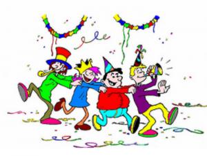 Carnavalsfuif 5de en 6de leerjaar